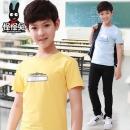 中大童纯棉短袖T恤(多款多色) *2件24.8元(合12.4元/件)