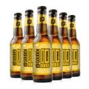 GOUDEN 豪登 小麦 精酿啤酒 组合装 330ml*6瓶 *7件 244元包邮(双重优惠)244元包邮(双重优惠)