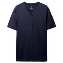 佐丹奴 男士夏季亨利领T恤43元/件(多重立减后)