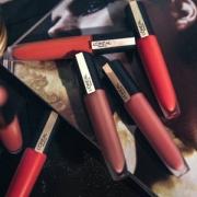 L'Oréal Paris 欧莱雅 小钢笔印迹唇釉 #116 I Explore/咖啡因 Prime会员凑单免费直邮含税