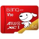 BanQ MicroSDXC UHS-I U1 Class10 TF存储卡 64G36.9元包邮