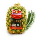 Dole 都乐 菲律宾进口无冠金菠萝 约1.5kg*2件+榴莲西施 猫山王榴莲泡泡 30g*4个+地瓜500g 41.8元(双重优惠)¥42
