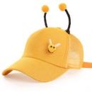 嘟佐 儿童网眼鸭舌帽 适合3-8岁 8.9元包邮(需用券)8.9元包邮(需用券)