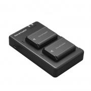 16日0点:Ravpower 睿能宝 NP-FW50 索尼相机电池+充电器 119元包邮(需用券)¥119