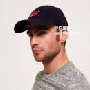 Superdry 极度干燥 男士纯棉可调节棒球帽 Prime会员凑单免费直邮含税到手139元