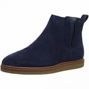 中亚Prime会员、限尺码: Clarks Dove Madeline 女士短靴 202.6元+18.44元含税包邮约225元