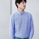 HLA 海澜之家 HNEAD1R005A 男士牛津衬衫 低至83元¥98