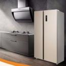 Meiling 美菱 BCD-563Plus 563升 对开门冰箱2699元包邮(可12期免息)