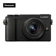 Panasonic 松下 Lumix GX9 微型单电套机(12-32mm F3.5-5.6 ASPH.镜头)黑色 4198元