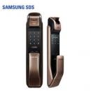 SAMSUNG 三星 SHP-DP728 电子密码锁 咖啡棕 2299元包邮2299元包邮