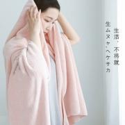 曼柯洛希 日系菠萝格速干沙滩浴巾 18.9元起包邮¥19