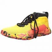 adidas 利拉德签名鞋 Dame 5 李小龙配色 58美元约¥400