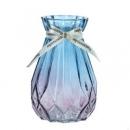 乐之沭 彩色渐变玻璃花瓶 5.9元包邮¥6