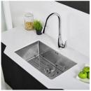 Kraus CKHU100-28 304不锈钢厨房水槽 1.5mm 1099元1099元