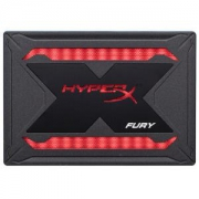 Kingston金士顿HyperXFury系列480GBSATA3RGB固态硬盘