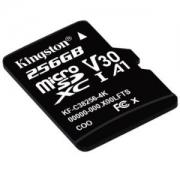 Kingston金士顿高速PLUS版TF(microSD)存储卡256GB