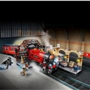 LEGO乐高 哈利波特系列霍格沃茨特快列车 75955