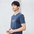 HLA 海澜之家 HNTBJ2R125A 男士T恤 低至63元(双重优惠)¥78
