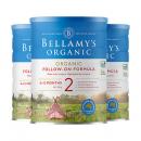 88VIP: BELLAMY'S 贝拉米 有机婴儿奶粉 2段 900462.62元包邮