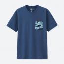 优衣库 UT X 高达 男子夏季潮流T恤59元,限部分地区门店自提