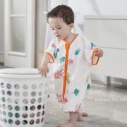 BabyCare 分腿儿童纱布睡袋 *2件 208.5元包邮(合104.25元/件)¥209