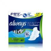 护舒宝(Always)量多日用 未来感·极护液体卫生巾 270mm 16片 (欧美原装进口 液体材料 10倍吸收) *6件 115.9元(双重优惠,合119.3元/件)115.9元(双重优惠,合119.3元/件)