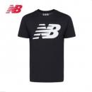 New Balance 2019新款 男针织圆领T恤 95元16日0点抢 限前2小时1600件¥119