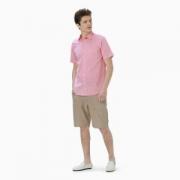 INTERIGHT男士短袖衬衫*3件67元(合22.33元/件)