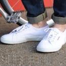 Superga 2750 Basic基础款 男女士帆布鞋92元包邮(天猫396元)