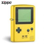 zippo 纯铜防风打火机 游戏机款 188元