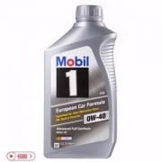 Mobil 美孚1号 全合成机油 0W-40 SN 946ml