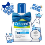 Cetaphil 丝塔芙 Gentle Skin Cleaner 温和洁面乳 118ml 单支装 *2件 56元(合28元/件)56元(合28元/件)