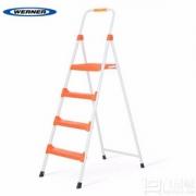 安全梯第一品牌,Werner 稳耐 JSO4-1四步彩色铁梯