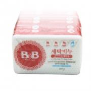 88VIP:B&B 保宁 婴儿洗衣皂 洋槐香洗衣皂200g 3个装 *3件 58.49元包邮(需用券,合6.5元/件)
