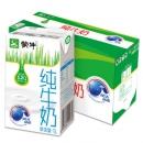 MENGNIU 蒙牛 纯牛奶 1L*6盒 *4件 124.7元包邮(双重优惠)¥125