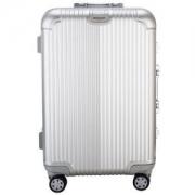 LATITPC铝框行李箱银色25寸