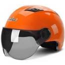 Andes HELMET 电动摩托车头盔 橙色19.9元包邮