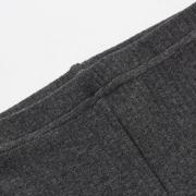 maxwin马威女小童婴童针织打底裤2019春季新款宝宝条纹紧身弹力裤