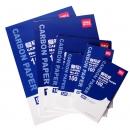 得力(deli) 蓝色复写纸 48K 100张  券后4.8元¥5