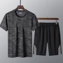 【范束】夏季速干冰丝短袖运动T恤¥40
