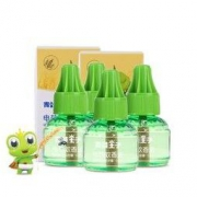 FROGPRINCE 青蛙王子 电热蚊香液 3瓶+1加热器 14.4元包邮(需用券)14.4元包邮(需用券)