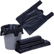 超值爆款 加厚垃圾袋家用黑色背心袋 券后¥9.9