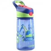contigoHBC-STR057儿童塑料吸管水杯挖掘机450ml*4件