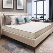 Sleemon 喜临门 流年 3D椰棕护脊精钢弹簧床垫 1.5M