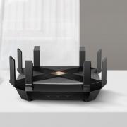 新WiFi标准 次时代路由器!TP-Link AX6000 无线WIFI开箱及实测