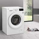 LG WD-L51TNG20 8公斤直驱变频全自动滚筒洗衣机2299元包邮(2349用券减50),赠洗衣纸50片!