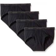 Calvin Klein 卡尔文·克莱 男士全棉内裤 4条装  U4000110.47元