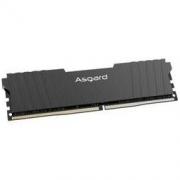 Asgard 阿斯加特 洛极T2 32GB 2666频率 DDR4 台式机内存条 51℃灰 999元