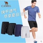 CAMEL 骆驼户外 Z9S206116 男士宽松五分裤 39元¥39
