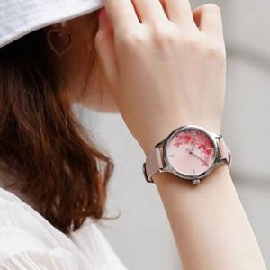 Timex 天美时 女士花卉手表 TW2R66800